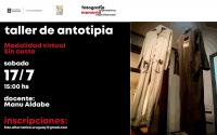 Fotografía Experimental / Memoria Alternativa - Taller de Antotipia
