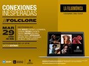 CONEXIONES INESPERADAS - FOLCLORE