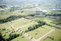 Montevideo rural vista aerea