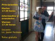 Nuevo ciclo de tango danza
