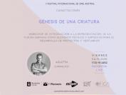 Workshop: Génesis de una criatura